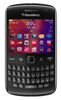 BlackBerry® Curve 9360 smartphone